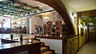 Ресторан «Царская заимка»