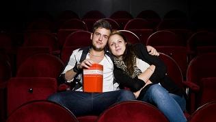 Посещение кинотеатра