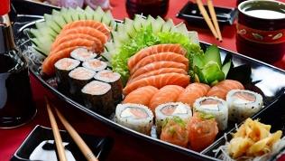Доставка суши «Аригато»