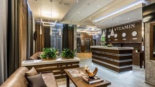 Отель Vitamin