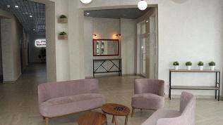 Гостиница Atria