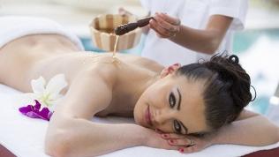Тайский oil-массаж