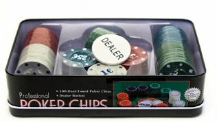 Набор для игры впокер