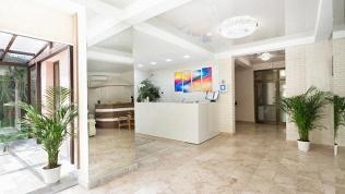 Отель «Радужный»