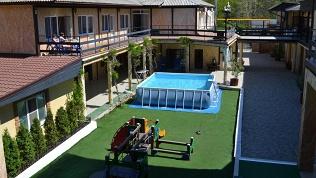 Отель «Скала»
