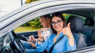 Онлайн-курс вождения