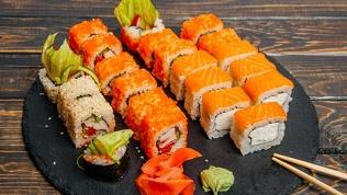 Ресторан Sushi