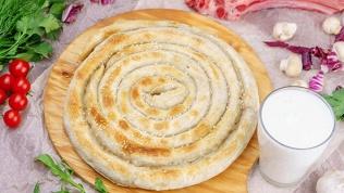 Сербские пироги