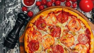 Пицца заполцены