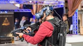 Игра вVR-шлеме