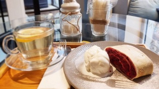 Завтрак, кофе, десерт
