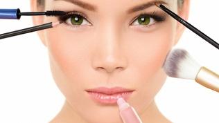 Занятия по макияжу