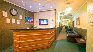 Отдых вотеле Aer Hotel
