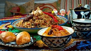 Ужин отресторана «Бай»