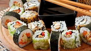 Доставка «Суши-рис»