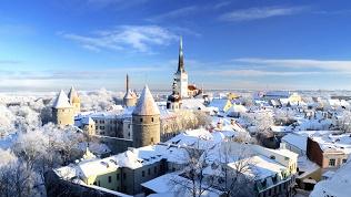 Тур «Три столицы Балтии»