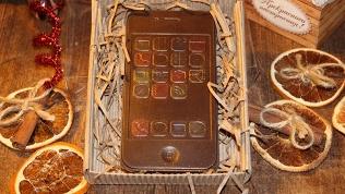 МК «Шоколадный смартфон»