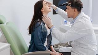 Прием оториноларинголога