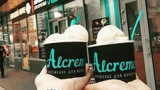Мороженое отAlcreme