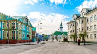 Автобусный тур в Казань