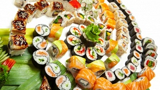 Суши-бар Yanagi Sushi