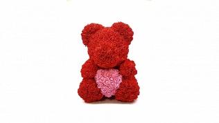 Медведь изобъемных роз