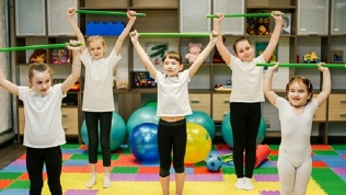 Детская фитнес-школа