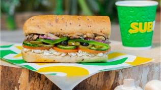 Сэндвичи в сети Subway