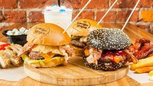 Ресторан Brooklyn Burgers