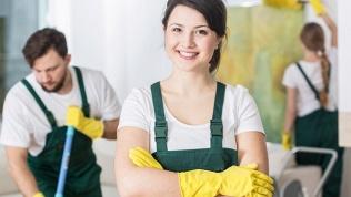 Мытье окон или уборка