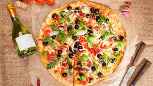 Кафе Lawazza Pizza