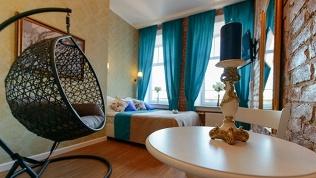 Отель Art Nuvo Palace4*