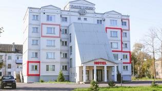 «MaxRooms Волга Hotel»