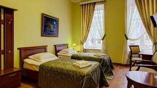 Отель «Питерская»