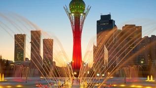 Тур в Казахстан