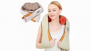 Массажер для шеи и спины