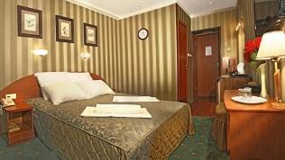 Отель «Галакт»