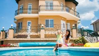 Гостиница «Синяя крыша»