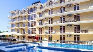 Отдых в Анапе в отеле