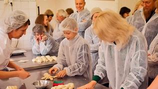 Экскурсия вмузей-пекарню