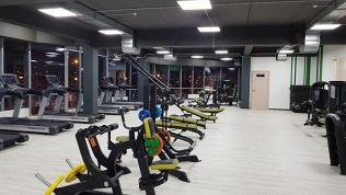 Посещение фитнес-центра