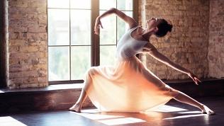 Занятия танцами