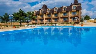 Отель «Озеро сновидений»