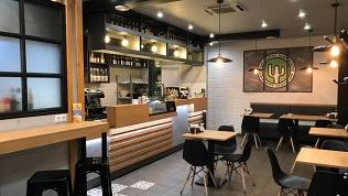 Банкет вкафе «Кактус»