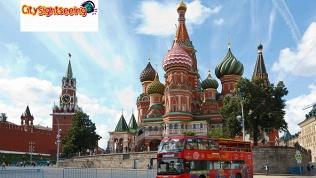 Экскурсия «Сердце Москвы»