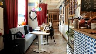 Ресторан Classroom Cafe