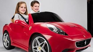 Прокат детского авто