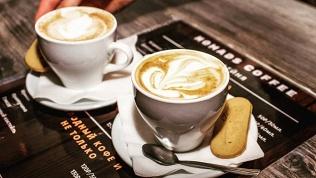 Кофейня Nomads Coffee