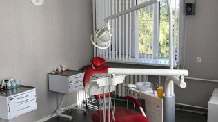 УЗ-чистка зубов