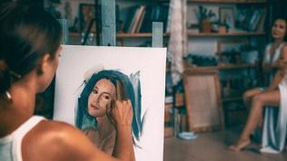 Онлайн-обучение живописи
